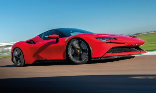 Ferrari boss excited electrification, first EV coming in 2025