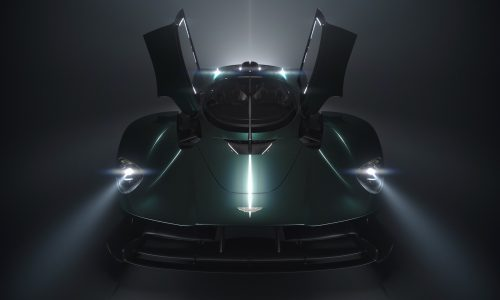 Aston Martin to reveal Valkyrie 'roadster' at 2021 Pebble Beach