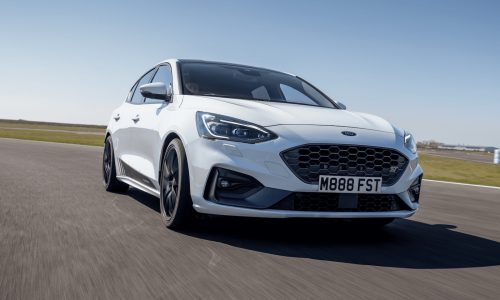 Mountune announces 268kW tune kit for 2021 Ford Focus ST