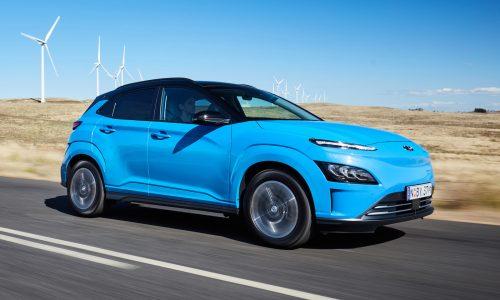 Hyundai Australia adds 'Standard Range' Kona Electric, 305km