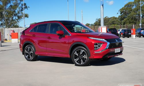 2021 Mitsubishi Eclipse Cross Exceed review