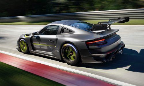 Porsche unveils spectacular 911 GT2 RS Clubsport 25 edition