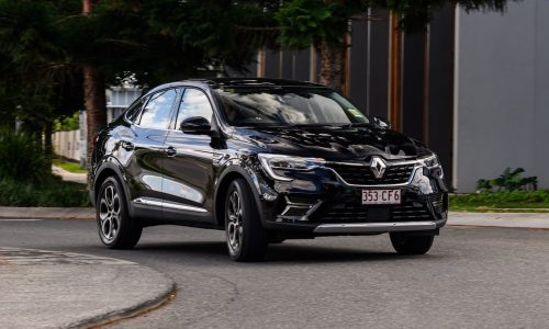 2021 Renault Arkana coupe SUV now on sale in Australia