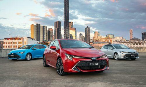 Global Toyota Corolla sales hit 50 million, 1.5 million in Australia