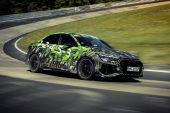 New Audi RS 3 clocks hot hatch lap record at Nurburgring (video)