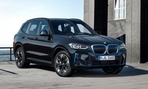 2022 BMW iX3 price confirmed for Australia, arrives November