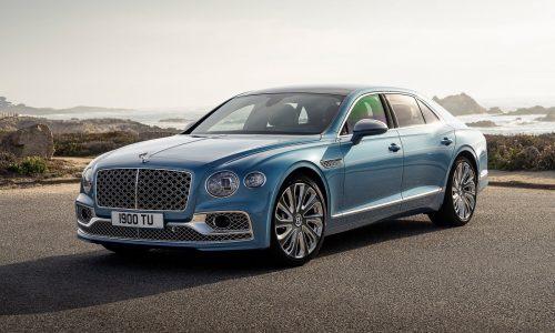 2021 Bentley Flying Spur Mulliner revealed