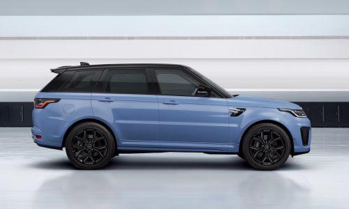Range Rover Sport SVR Ultimate edition revealed, by SV Bespoke
