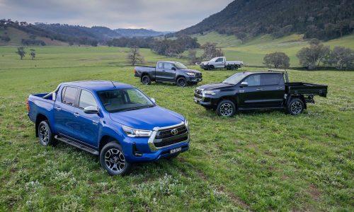 2022 Toyota HiLux, Fortuner updates announced for Australia