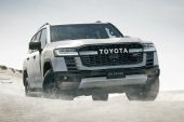 Toyota LandCruiser 300 Series on sale in Australia from $89,990, arrives Q4