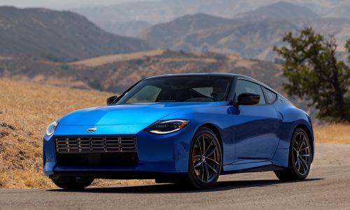 2023 Nissan Z production car detailed, 298kW V6TT confirmed