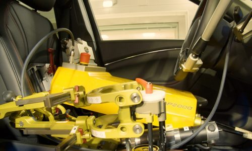 Ford starts using robot test drivers for extreme weather testing