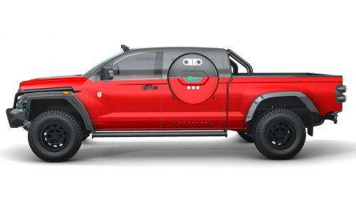 Glickenhaus plans Baja-inspired hydrogen pickup, 1000km range
