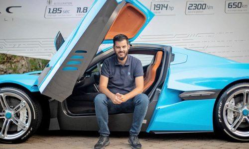 "Mate Rimac considering ""something crazy"" for Bugatti in future – report"