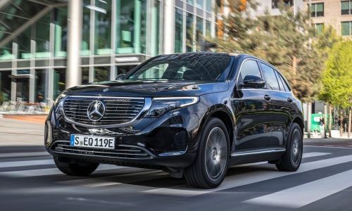 Mercedes-Benz adds entry EQC 400 electric SUV to Australian lineup