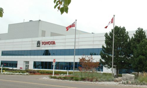 Toyota scales back production by 40%  due to global chip shortage