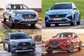 Top 10 best-selling SUVs in Australia in 2021 (H1)