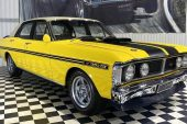 For Sale: 1971 XY Ford Falcon GT-HO Phase 3, bidding at $760,000