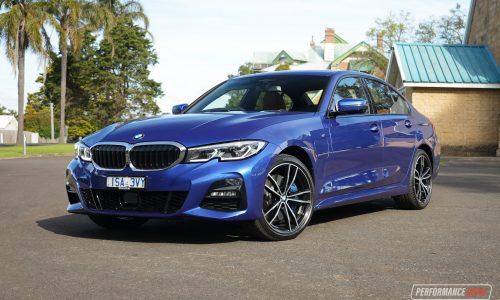 2021 BMW 330e M Sport review (video)