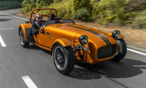 2021 Caterham Seven 170 debuts as lightest-weight model ever