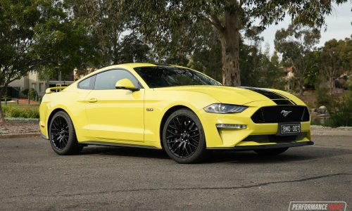 2021 Ford Mustang GT review (video)