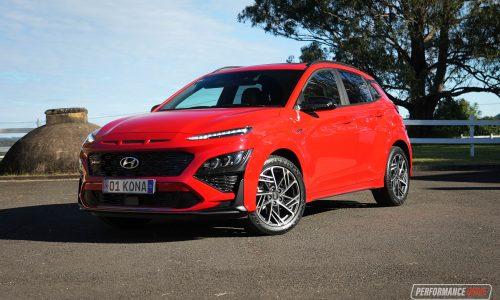 2021 Hyundai Kona N Line Premium review (video)