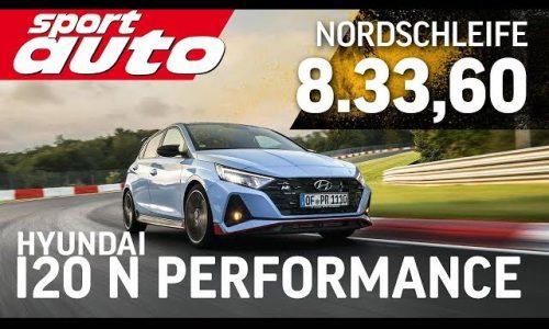 Hyundai i20 N does Nurburgring lap in 8:33.60, slower than Ford Fiesta ST? (video)