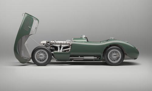 Jaguar launches C-type Continuation production, celebrates 1951 Le Mans victory