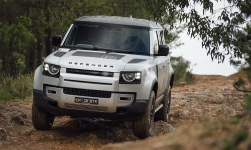 New Land Rover Defender rated best resale value by industry analysts in Australia