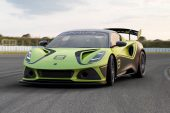 Lotus previews 1260kg Emira GT4 race car with 298kW