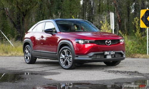 2021 Mazda MX-30 G20e Astina review (video)