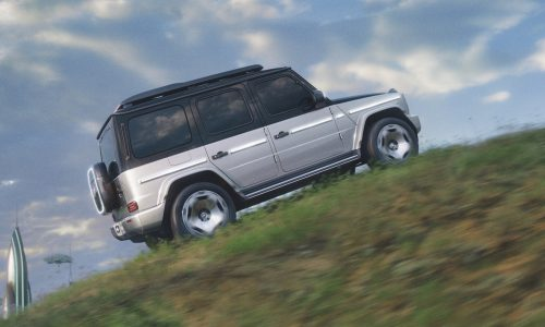 Mercedes-Benz EQG concept revealed, hints at electric G-Class