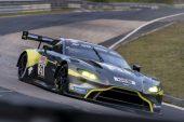 Aston Martin Vantage GT3 takes its first victory at Nurburgring NLS