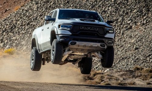 Ram tops JD Power's 2021 Initial Quality Study in USA