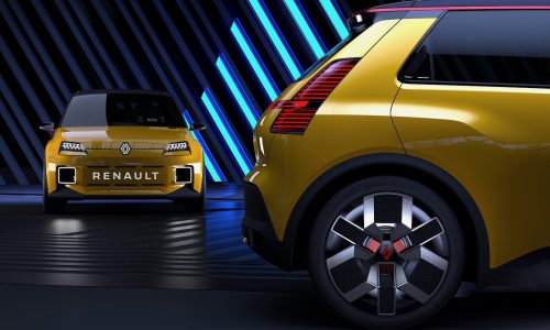 All-electric Renault 5 Prototype confirmed for 2024 production, 400km Range