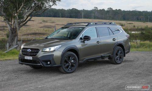 2021 Subaru Outback Sport review (video)