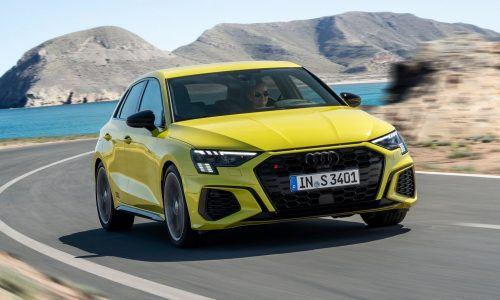 2022 Audi S3 announced for Australia, priced from $69,900