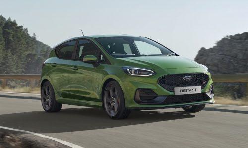 2022 Ford Fiesta ST update arrives in Australia Q1, more torque