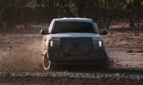 2022 Ford Ranger officially previewed, debuts later this year (video)