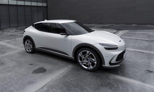 Genesis GV60 specs revealed; drift mode confirmed, slower than Kia EV6 GT