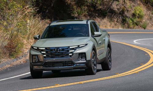 Hyundai Santa Cruz pickup tops fastest-selling car charts in USA for August