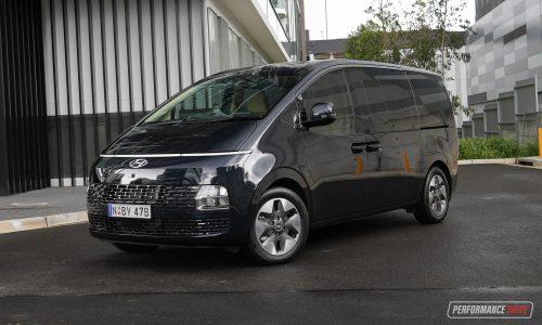 2022 Hyundai Staria review – Australian launch (video)