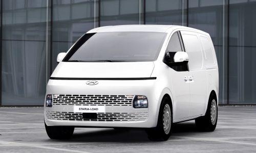 2022 Hyundai Staria-Load now on sale in Australia; bigger, more efficient