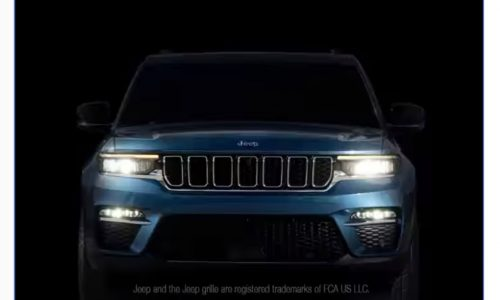All-new 2022 Jeep Grand Cherokee previewed, debuts September 29