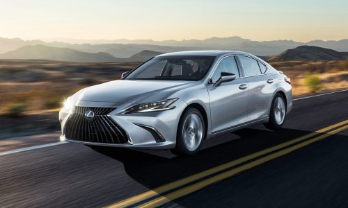 2022 Lexus ES now on sale in Australia from $61,620