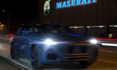 Maserati confirms November debut for Grecale mid-size SUV