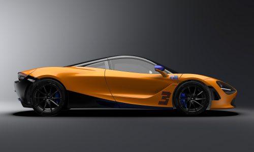 McLaren unveils 720S 'Daniel Ricciardo Edition' by MSO, exclusive to Australia