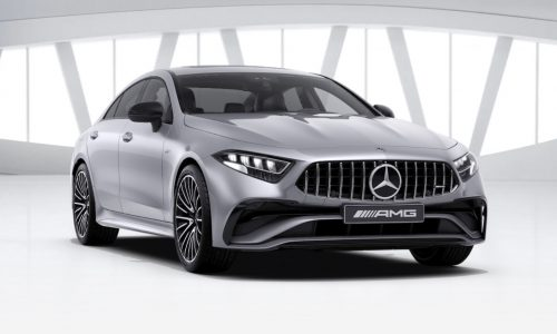 2022 Mercedes-AMG CLS 53 4MATIC+ now on sale in Australia