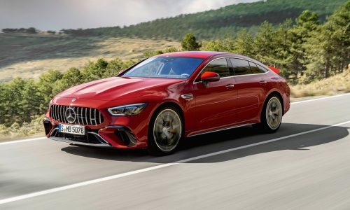 Mercedes-AMG reveals first hybrid model; 620kW GT 63 S E Performance