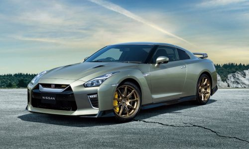 Nissan R35 GT-R being discontinued in Australia, 2022 update debuts for Japan